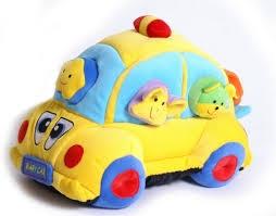 Police Car Go Kid