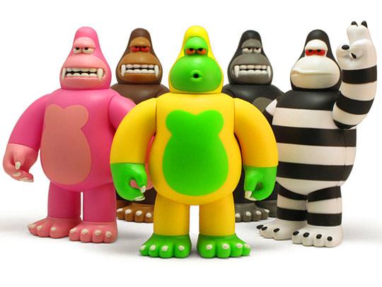Amos King Ken Toy Series